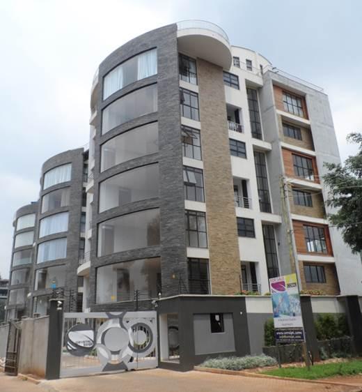 Edge Apartments: Crystal Edge Apartments, General Mathenge